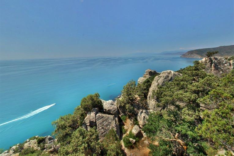 Южный берег Крыма 3D Панорама