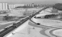 Москва веб камера 93-й км МКАД
