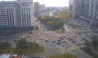 Москва, веб камера Крестьянская застава