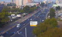 Москва, веб камера шоссе Энтузиастов